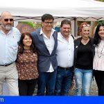 Unidas Sí Podemos Arona presenta su candidatura para las elecciones municipales