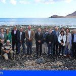 Granadilla | La Red de Universidades Magallánicas hace escala en Montaña Roja