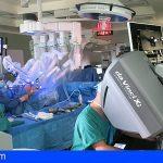 La Candelaria realiza la primera cirugía robótica en cáncer colorrectal