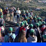 La Gomera | El proyecto 'Plántate' distribuye más de dos mil ejemplares de especies termófilas