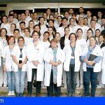 Más de sesenta estudiantes de enfermería inician sus prácticas en La Candelaria