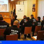 Canarias | Forman a guías caninos para operar en delitos medioambientales y de estupefacientes