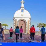 El Cabildo de La Gomera ofrece una jornada de yoga y senderismo en El Cedro