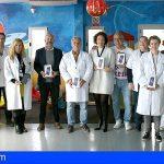El servicio Pedagógico de La Candelaria cuenta con nuevas tablets para los niños hospitalizados