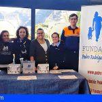 Familias de Santiago del Teide reciben picnic-solidarios de la Fundación Canaria Pedro Rodríguez