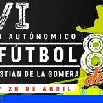San Sebastián de La Gomera prepara el torneo autonómico de Futbol 8 Alevín