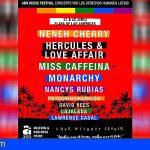 Neneh Cherry, Hercules & Love Affair y Miss Caffeina en el ARN Festival