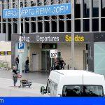 """Franquis: """"Nuestra intención es iniciar antes de 2026 las obras de modernización de la terminal de Tenerife Sur"""""""