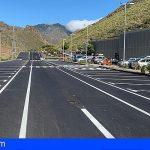 Habilitan en La Gomera más de 100 plazas de aparcamientos en el Hospital Ntra. Sra. Guadalupe