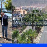 El tráfico de la Av. Chayofita de Los Cristianos será subterráneo y tendrá una salida directa a la autopista