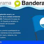 Canarias consigue 49 galardones Bandera Azul en su edición de 2019