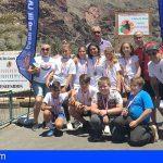 La Gomera | Yesenia Parra y Daniel González se alzan con el Campeonato Insular Infantil de Bola Canaria