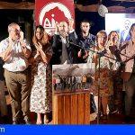 112 iniciativas conforman el proyecto «realista» para Arafo de Martín