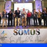 Coalición Canaria en San Miguel de Abona presenta su plancha electoral