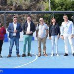 Santiago del Teide | La cubierta de la cancha del CEIP José Esquivel finalizará antes del nuevo curso escolar