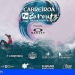 11 riders canarios surfearán las olas de la icónica playa de Zarautz en el País Vasco