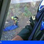 La Guardia Civil localiza el cuerpo sin vida del senderista desaparecido en La Gomera