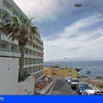 Dos heridos en el incendio de un piso en Puerto Santiago