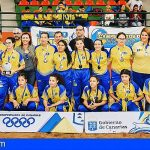 Los Campeonatos de Canarias congregaron a más de 900 escolares en Tenerife