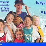 El Campamento Infantil de Verano de San Miguel organiza una nueva edición