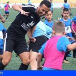 PSOE: «Los niños y niñas de Arico se quedan sin fútbol por la irresponsabilidad del alcalde»