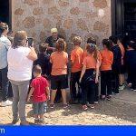 San Miguel | Los alumnos del CEIP El Roque estrenaron el Museo de la Papa