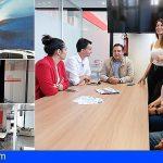 Arona pone en marcha en Las Galletas el servicio de creación de empresas