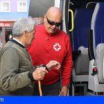Canarias   Cruz Roja ofrece el servicio de transporte adaptado en las elecciones