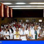 La Candelaria resalta el papel estratégico de la Enfermería para mejorar la salud de la población