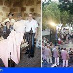 Las tradiciones se dieron cita en San Miguel por el Día de Canarias