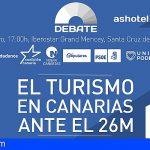 Ashotel organiza el primer debate sectorial para conocer las propuestas de los principales partidos
