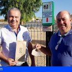 San Miguel habilita dispensadores con kits para recoger las heces de los perros
