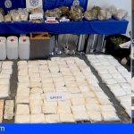 Intervenidos más de 300 kilos de drogas sintéticas en el norte de España