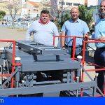 El cementerio de Granadilla contará con un elevador eléctrico