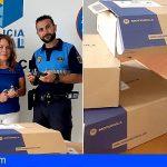 San Miguel de Abona adquiere emisoras Tetra para la Agrupación de Protección Civil