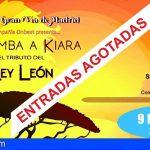 """San Miguel   Agotadas las entradas del concierto """"De Symba a Kiara, tributo al Rey León"""""""