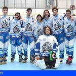 Dos victorias para el Arona Guanches HC en la fase previa de los campeonatos de España de hockey