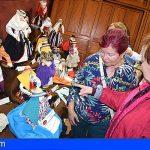 Tenerife | Ansina expone más de 90 muñecas con vestimentas canarias