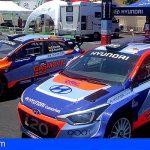 Rallye Adeje ¡Faltan 24 horas! Concluyen los reconocimientos de los equipos Para mañana, verificaciones y ceremonia de salida