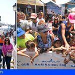 Fenáutica llega de nuevo a Las Galletas con más de 70 actividades dedicadas al mar y la sostenibilidad