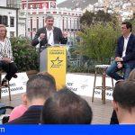 Fernando Clavijo presenta el programa electoral autonómico de CC-PNC