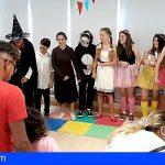 Los alumnos del IES El Galeón de Adeje llevan el Mago de Oz en inglés al HUC