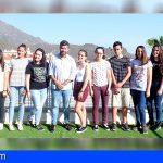 Adeje reconoce el talento de diez jóvenes