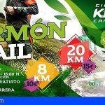 La Gomera | Vallehermoso celebrará el I Trail 'K-21 Formón Trail' el 15 de junio