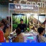 Más de 23 mil visitantes conocen La Gomera en la feria ARATUR, en Aragón