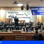 La música florece en La Gomera