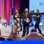 La Gomera | Arure se engalana con la Medalla de Oro de Canarias