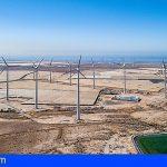 Ecoener construirá cinco parques eólicos en Gran Canaria