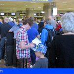 Los aeropuertos canarios registran en abril más de 3,8 millones de pasajeros