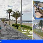 Arona | El nuevo aspecto que ofrecerá el paseo de Las Vistas